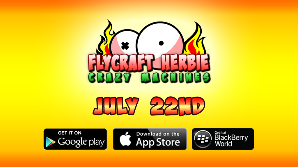 FlyCraft Herbie: Crazy Machines hits stores July 22